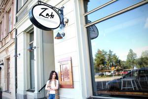 På lördag slår portarna upp för Sundsvalls nyaste restaurang – Zab – som drivs av  Anh Nguyen.