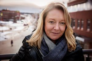 Katarina Hultqvist är byggherre på Hultqvist Fastigheter.