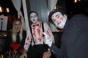Greve Dracula kom på besök.