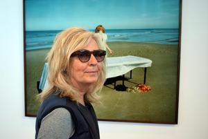 Denise Grünstein ställer ut på Greenverket i Tällberg och markerar en nystart för galleriet.