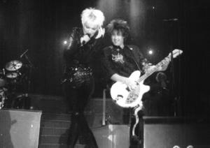 Roxette 1988. Foto: ÖP:s arkiv.