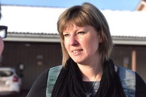 Kristina Gunnars, anhörigsamordnare, vet att det finns ett behov av att prata om ämnet.