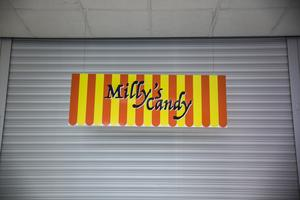 Milly's har tidigare erbjudit sina kunder godis, snacks och läsk på två orter i Sverige. Nu blir Avesta den tredje.