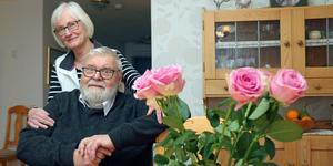 Birgitta Sedin Andersson och Jörgen Larsson fann varandra efter att deras respektive gått bort i samma sjukdom.