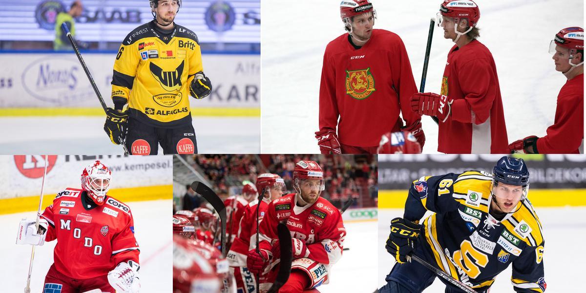 Nya upplägget för hockeyallsvenskan – tio lag till slutspel: