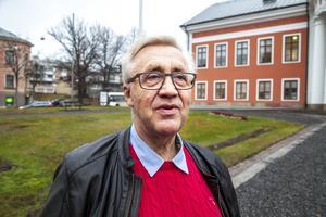 Ingemar Wiklander, gruppledare för Kristdemokraterna i Härnösand.