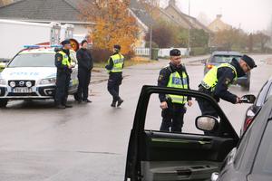 I oktober genomförde polisen i Sydnärke en dag riktad dag utomhus, med bland annat flertalet fordonskontroller och nykterhetskontroller.