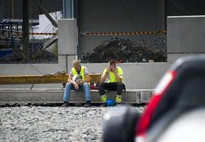 I Sverige har vi redan en nollvision på plats. Nu är det hög tid för EU att ta efter och införa en nollvision mot dödsolyckor i arbetet i samtliga EU-länder.  Foto: TT