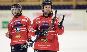 Ett något moloket födelsedagsfirande blev det för Jonas Edling, som fyllde 35 år när det blev förlust hemma i guldborgen.