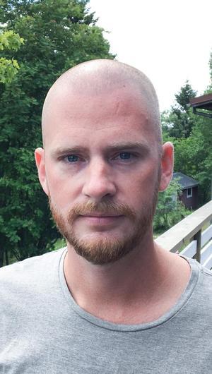 Rikard Bäckman.