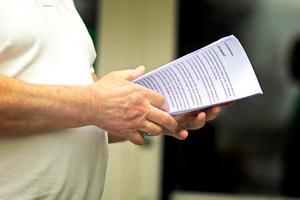Drygt 60 personer inom hemtjänsten har skrivit under uppropet