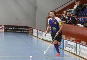 Andreas Thyr i Gluggens tröja säsongen 2014/15.