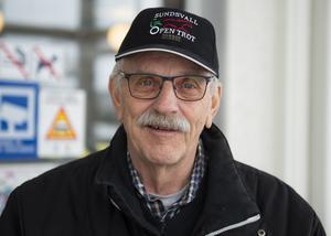 Hans Westerlund, 70, pensionär, Sundsvall