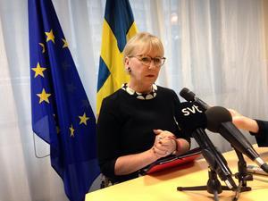 I december 2017 tog utrikesminister Margot Wallström (S) tog bland annat upp problemen med antisemitism när hon mötte Israels premiärminister Benjamin Netanyahu i Bryssel.