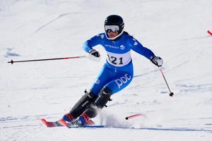 Agnes Dahlin, IF Hudik alpin.