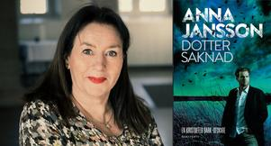 Anna Jansson nya deckarserie utspelar sig i Örebro och handlar om kriminalinspektör Kristoffer Bark. Pressbild: Norstedt.