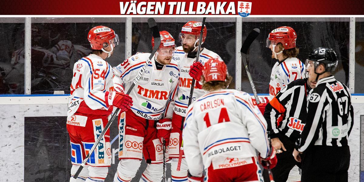 Videogranskning, framstående kapten och seger till Timrå IK – trots tappad 3–1-ledning