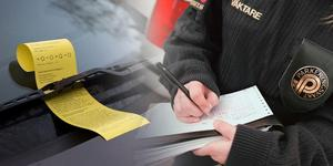 Det märks tydligt i plånboken om du parkerar fel i Sollefteå numera, och det verkar som att väldigt många blivit bötfällda redan under det här året. Foto: Arkiv