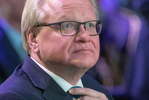 Försvarsminister Peter Hultqvist (S) gjorde dåligt ifrån sig under 2019, när han inte visade sig ha ekonomisk täckning för sin påstådda politik. Foto: Stefan Jerrevång/TT