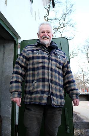 Anders Törnblom har ägt Vita Magasinet i 10 år.