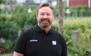 Tomas Larsson blir SAIK:s klubbchef. Foto: Pressbild (Sandviken).