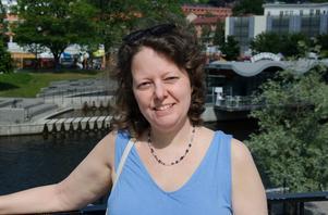 Maria, 51 år, författare, Sundsvall: