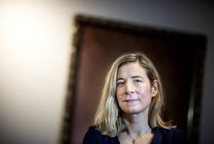 Aftonbladets nya kulturchef Karin Pettersson funderar på hur kulturredaktionen ska utformas. Biträdande kulturchefen Martin Aagård hävdar att han fått sparken från redaktionen. ArkivbildFoto: Pontus Lundahl/TT