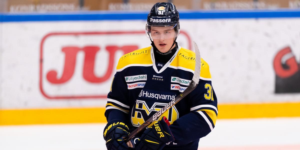 HV-talangen vald i första rundan av NHL-draften – tingades av Colorado Avalanche