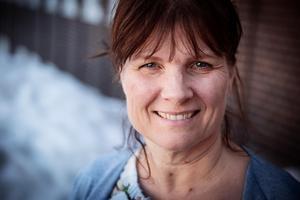 Stina-Kari Axelsson är musikallärare vid Kulturskolan i Leksand.
