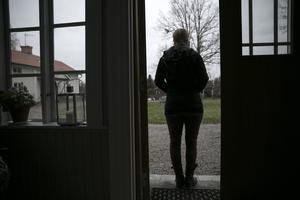 Bild från ett skyddat boende. Foto: Lars Dafgård