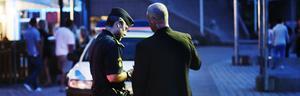 Polisen rapporterar om en natt med mycket fylleri i Västernorrland.
