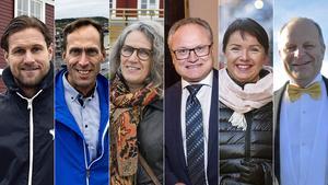 Några av dem som medverkar från Örnsköldsvik: Markus Näslund, Fredrik Holmgren, Carina Nordström, Glenn Nordlund, Ragnhild Backman och Nicklas Nyberg.