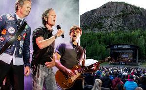 GES gästar Höga Kusten i augusti – för två konsertkvällar på Skule Naturscen. Foto: Montage