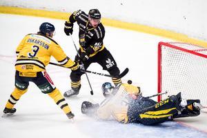 Anton Holm lämnar AIK och därmed försvinner 18 mål från laget. Foto: Bildbyrån