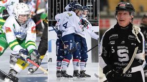 Skutskär får vänta på ispremiär, men Edsbyn och Sandviken kör i gång redan på måndagskvällen. Foto: TT