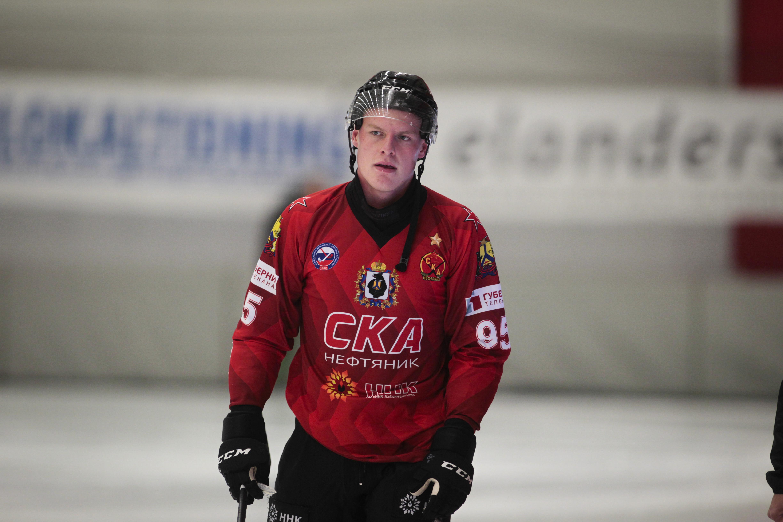 Erik pettersson klar for jenisej