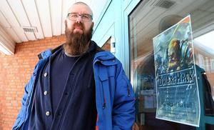 Henrik Svensson är initiativtagare till Dwarfhack, en av två LAN-träffar som äger rum i kommunens östra delar under sportlovet.