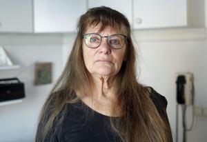 Gertie Gladnikoff var länge ordförande i RME Norr. I dag är hon aktiv i en påverkansgrupp för ME-sjuka i Norrland.