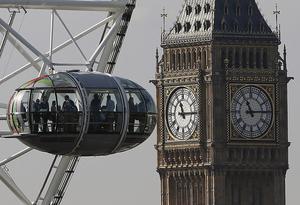 Misshandeln ska ha skett i London. På bilden syns Big Ben.