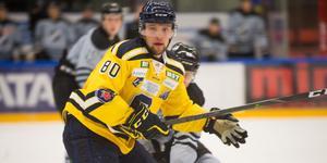 Ett nytt mål mot AIK. Nu har Ludwig Blomstrand nätat i SSK:s tre första matcher.