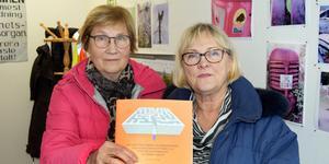 Hök Ann-Britt Forsberg och  Margareta Meissner  har som representanter för Gagbnefsflugan haft kraftiga invändningar mot planerna på ett demensboendebygge i Högsveden.
