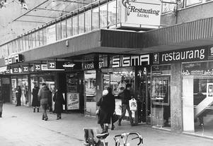 Sigmahuset 1986.