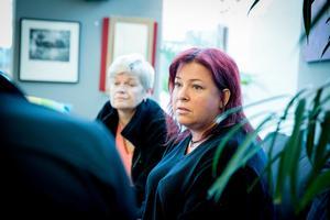 Ännu har Kompis Falun ingen lösning  när det gäller lagerlokal för hjälp med heminredning, berättar föreningens Janina Bengtsdotter.