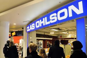 Leksaksbilar från Clas Ohlson återkallas. FOTO: Hasse Holmberg / TT