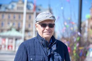 Sören Stridh, 62 år, snart friherre, Sundsvall: