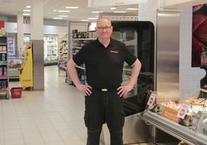 Nu är han på plats, Hemköps nye chef och ägare – Anders Pettersson.