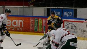 Nicklas Heinerö är tillbaka efter skada.