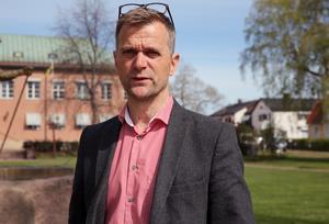 Johan Morell (S), andre vice ordförande i för- och grundskolenämnden i Mora kommun.