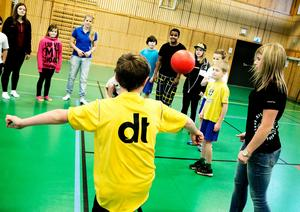 Stefan Ericson beundrar alla ungdomsledare.Foto: Dennis Pettersson