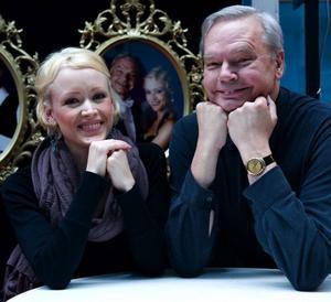 """Carl Jan Granqvist och Maria Lindberg ser sig som """"Let's dance""""-juryns hackkycklingar.Foto: Scanpix"""